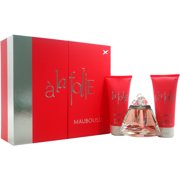 Mauboussin A la Folie for Women Fragrance Gift Set, 3 pc