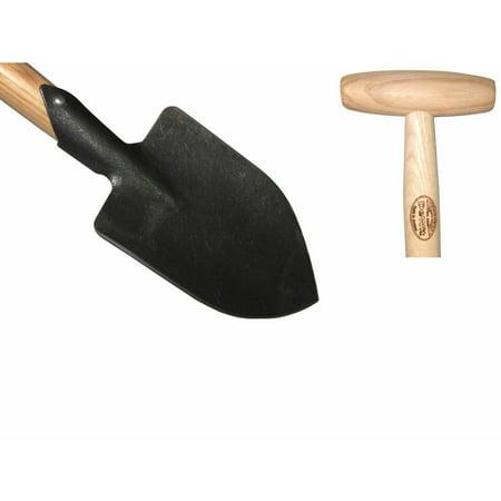 Point Spade - DeWit Junior Long Handle Point Spade