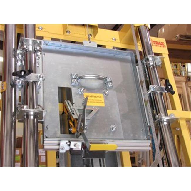 Sawtrax Mfg PKCWP Sawtrax Panel Saw Accessory- Pivoting Knife Cutter insert by Sawtrax Mfg