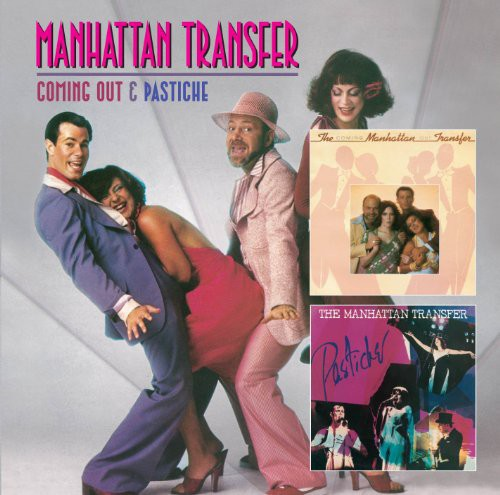 Manhattan Transfer - Coming Out/Pastiche [CD]