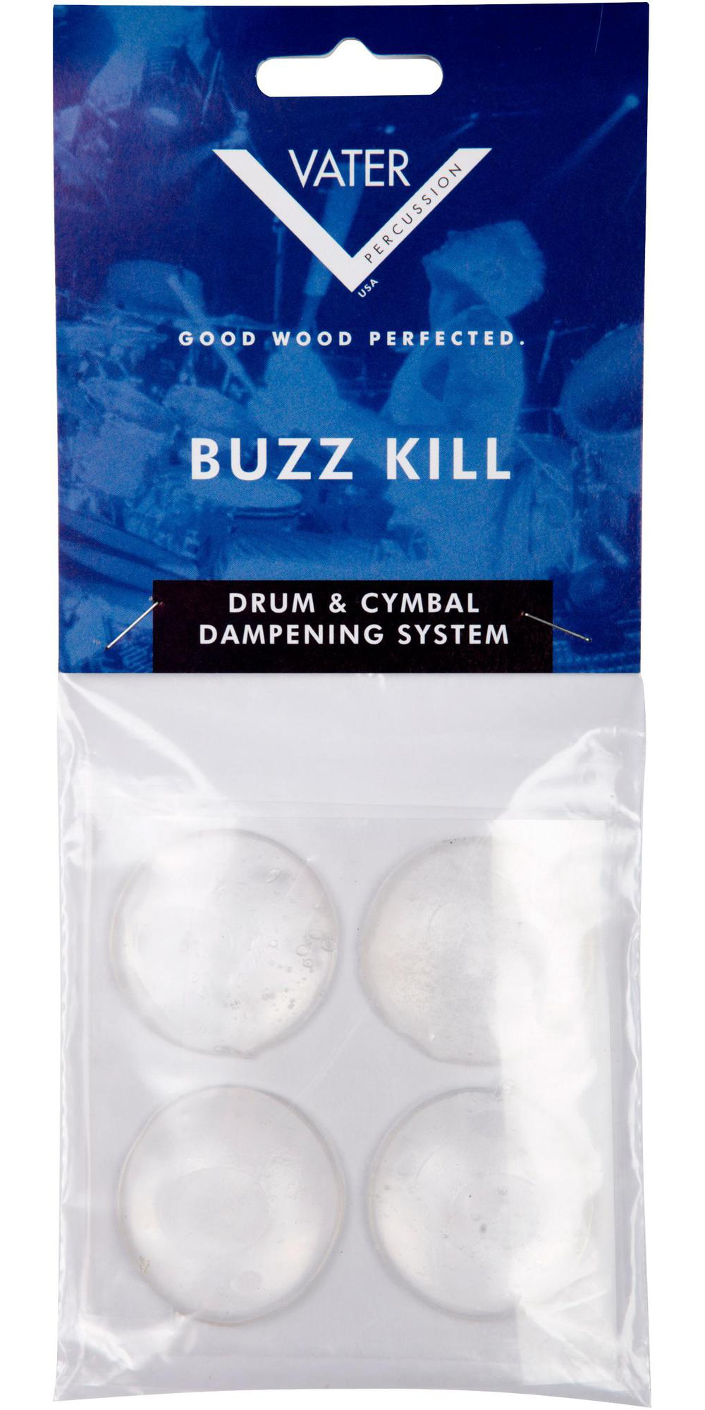 Vater BuzzKill Extra Dry Muffling Gels by Vater