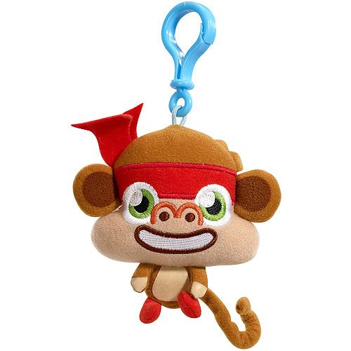 Moshi Monsters Plush Moshling Toy, Chop Chop