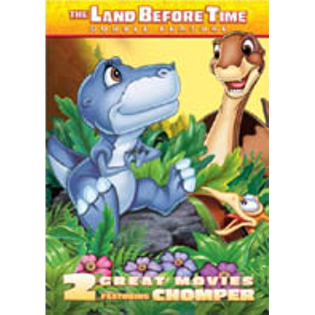 The Land Before Time: Chomper Double Feature