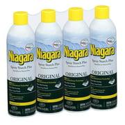 Product of Niagara Spray Starch, 4 ct.