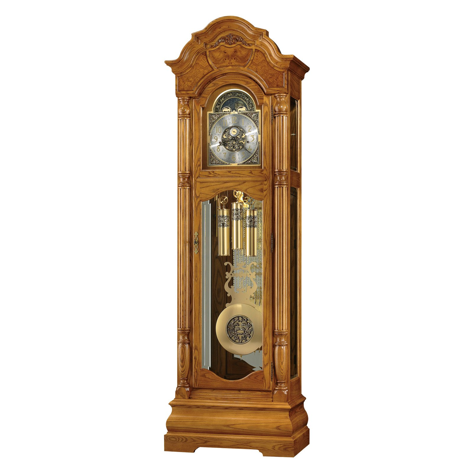 Howard Miller 611-144 Scarborough 82nd Anniversary Grandfather Clock by Howard Miller