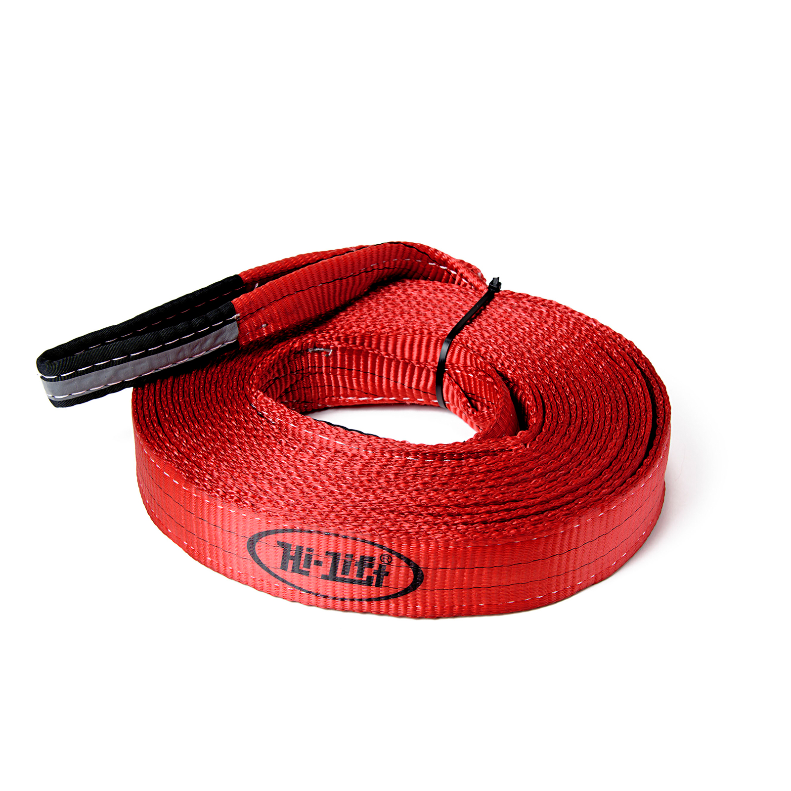 """2""""x30' Reflective Loop Recovery Strap"""