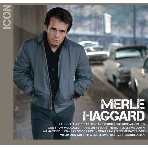 Icon Series: Merle Haggard