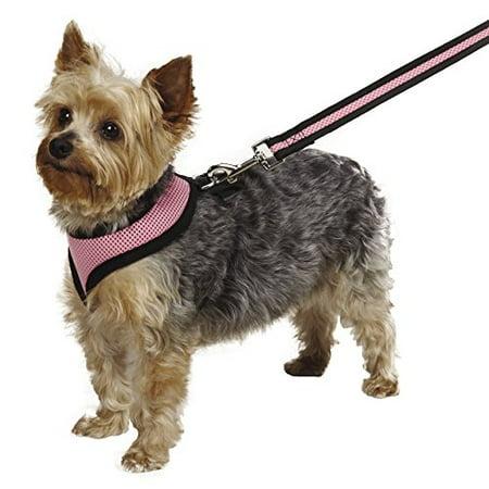 Pet Pals ZA005 08 75 CC Pastel Mesh Harness Xsm Pink P - image 1 de 2