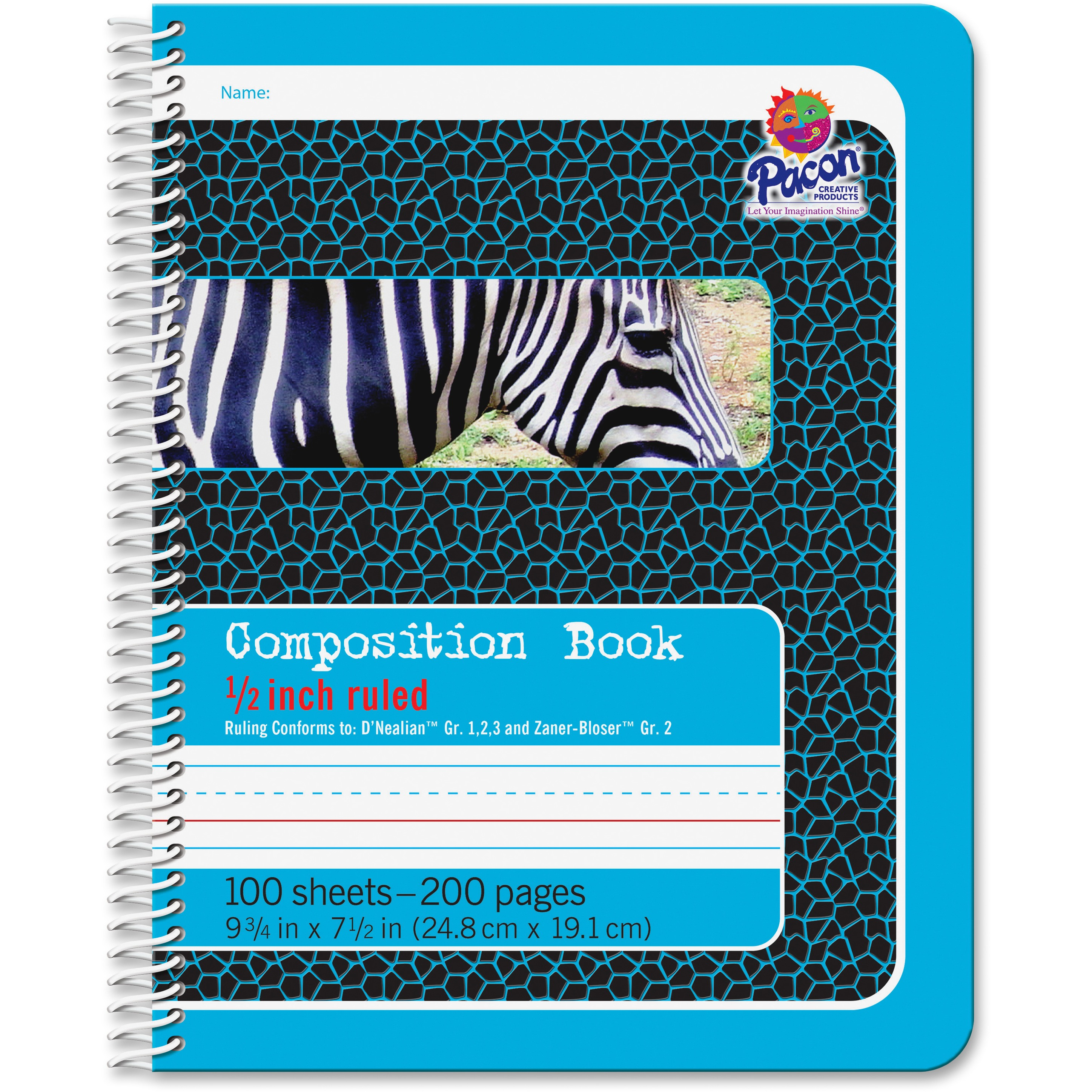Pacon Composition Book, 100 / Each (Quantity)