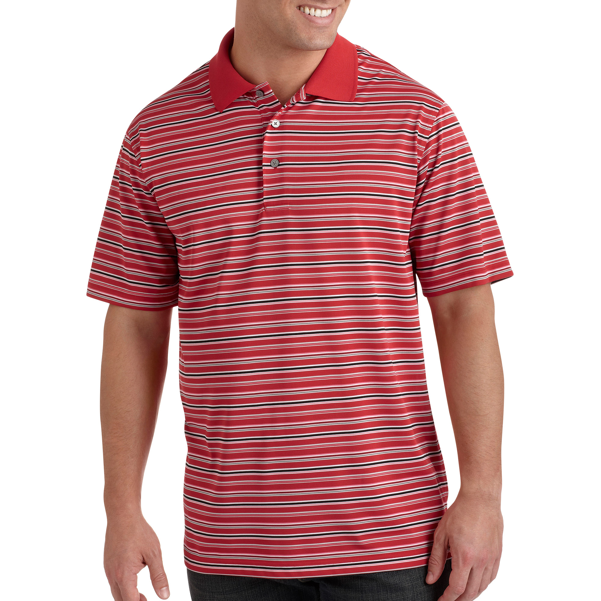 George Short Sleeve Polo