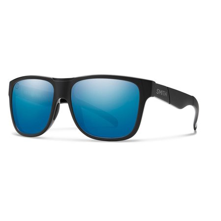 Smith Lowdown Xl Sunglasses 58 Matte Black (salty (Smith Sunglasses Slider)