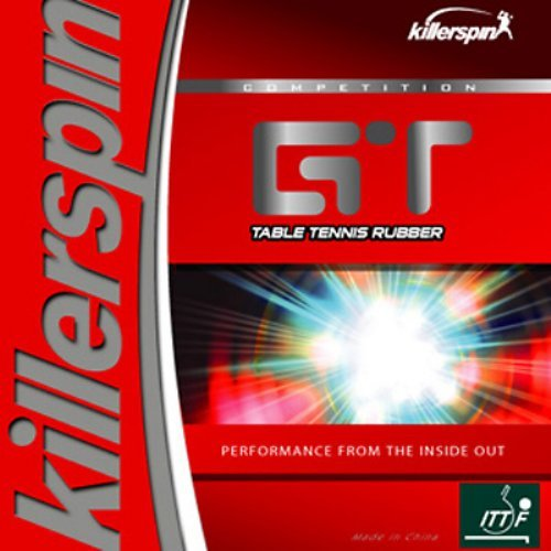 Killerspin GT2 Table Tennis Rubber - 2.0mm.