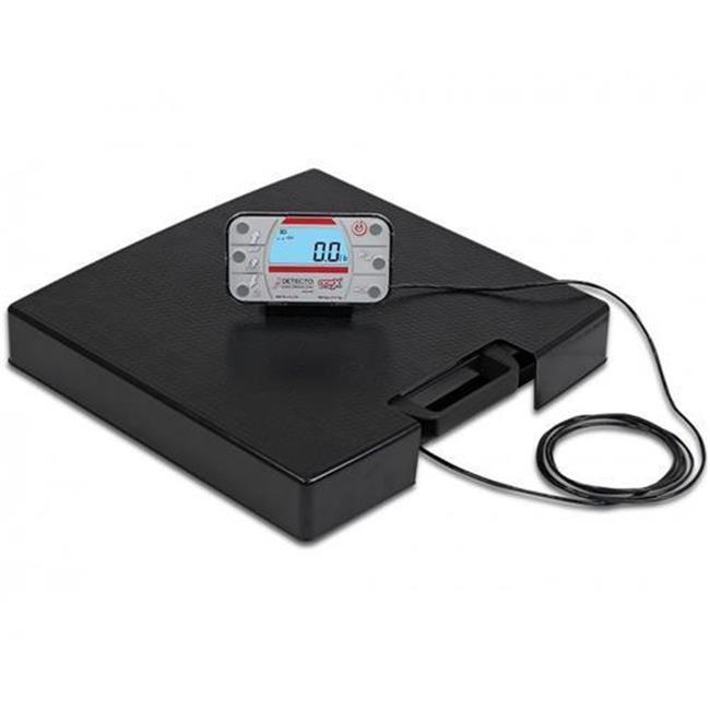 Detecto Detecto-APEX-RI-BT-AC APEX Bluetooth & Wi-Fi Scale with Remote Indicator & AC Adapter