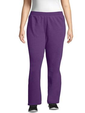 Women's Plus Size Fleece Sweatpant Regular and Petite Sizes