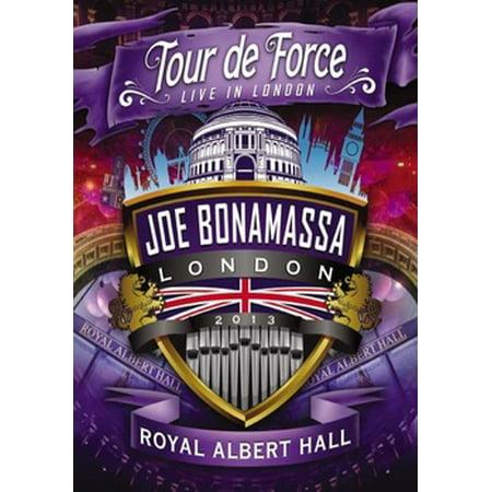 Joe Bonamassa: Tour De Force Live in London - Royal Albert Hall (DVD)