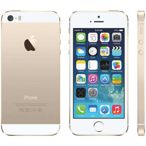 Refurbished Apple iPhone 5S 16GB Gold Unlocked 1 Year Warranty