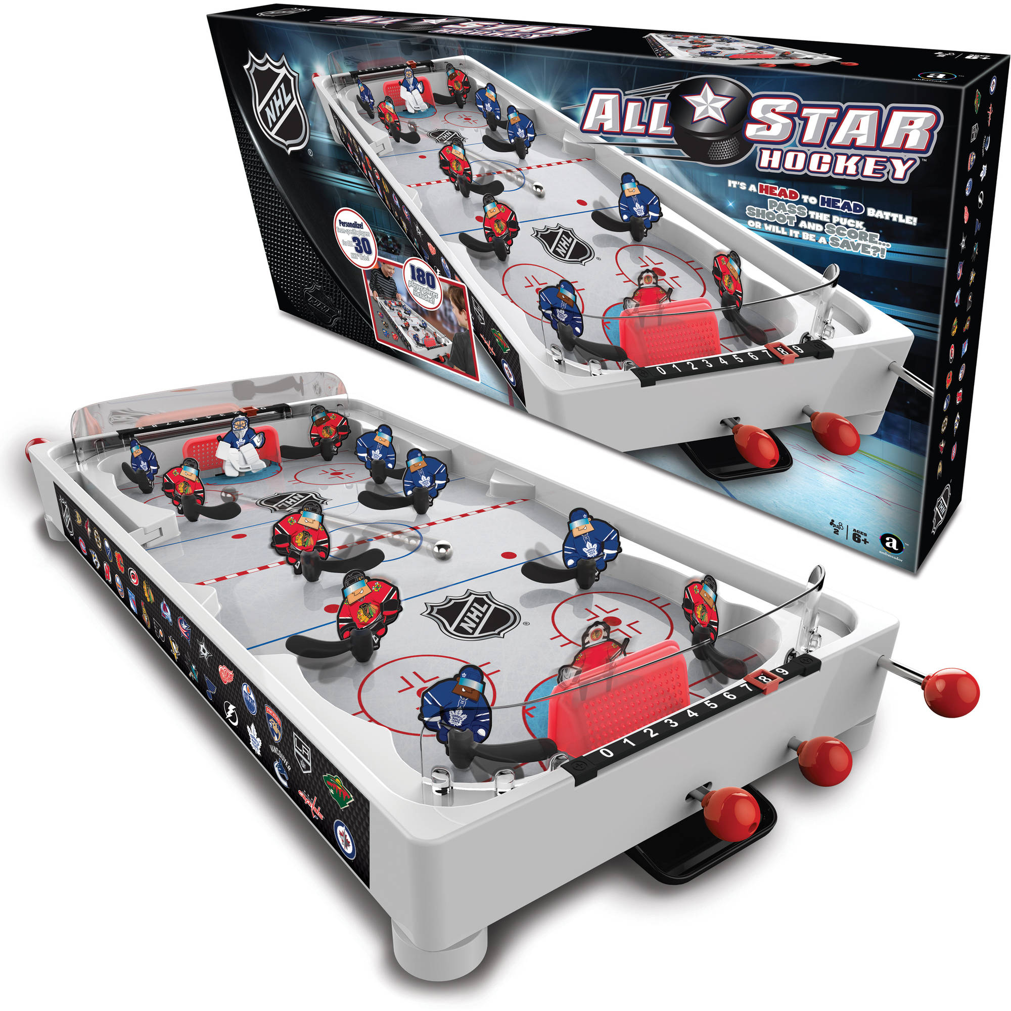 NHL All Star Hockey Game by Merchant Ambassador (Holdings) Limited