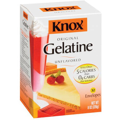 Knox Original Unflavored Gelatine, 32 count