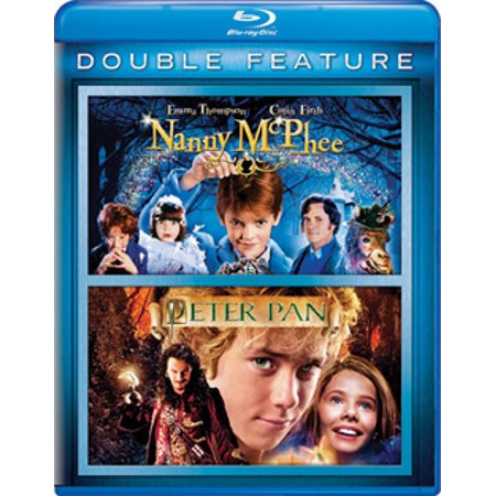 - Nanny McPhee / Peter Pan (Blu-ray)