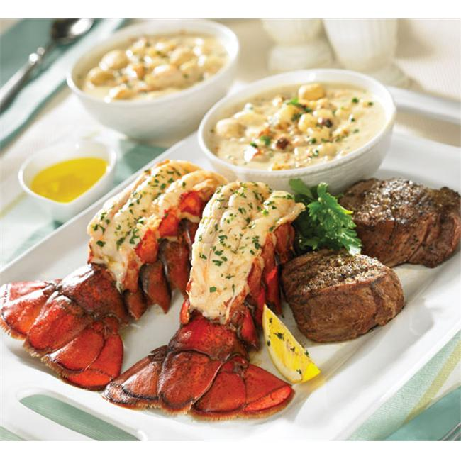 Lobster Gram SSGR2 SHIP TO SHORE GRAM DINNER FOR 2