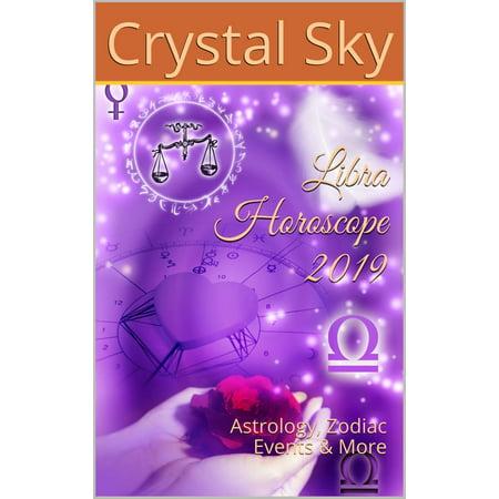 Libra Horoscope 2019 - eBook