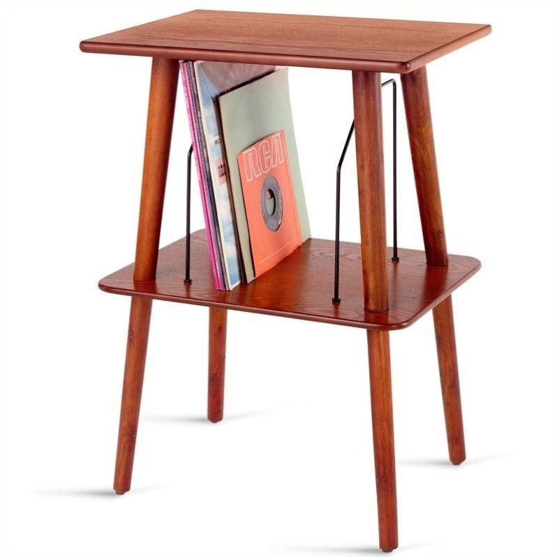 Crosley Manchester Entertainment Center Stand - Paprika