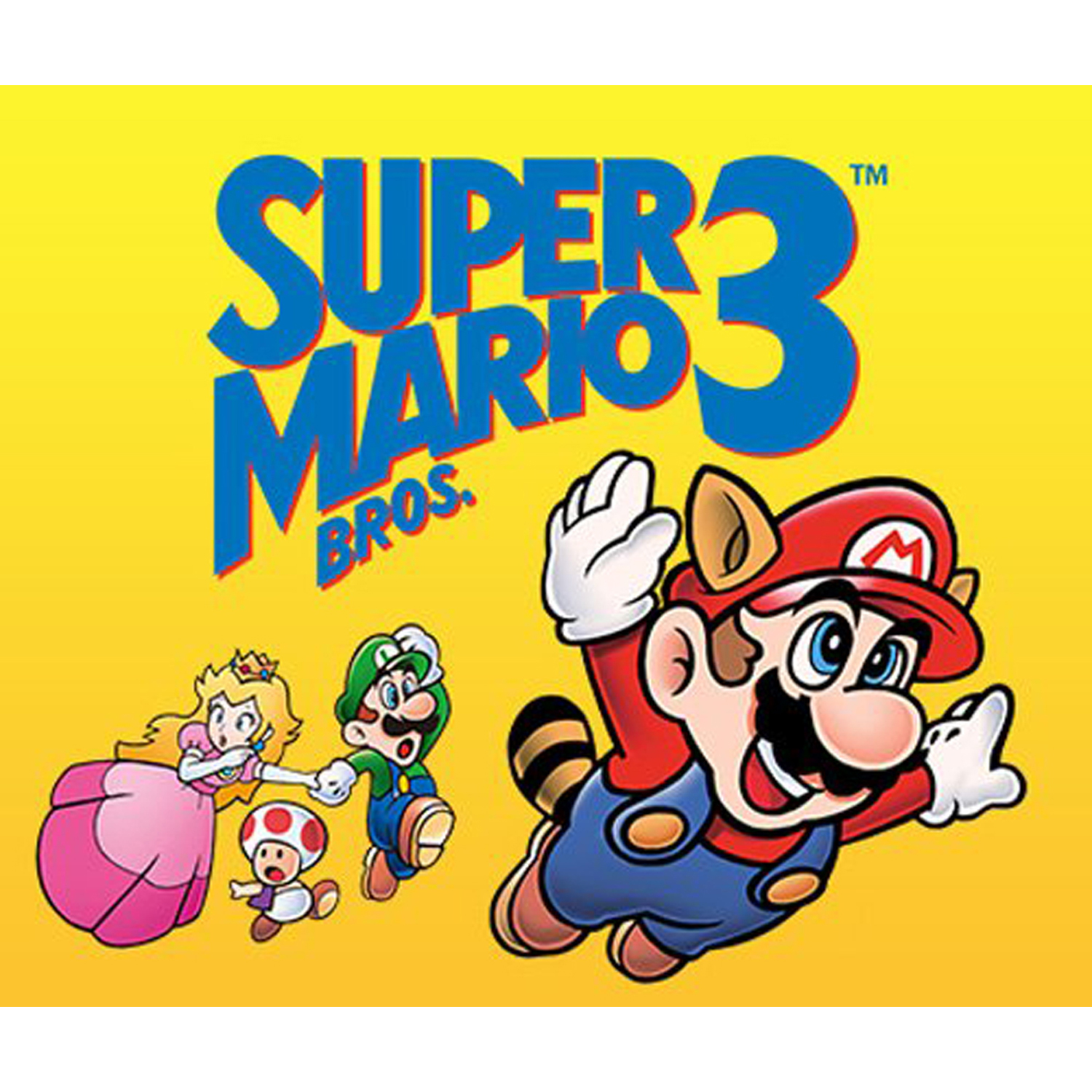 Super Mario Bros. 3, Nintendo, Nintendo 3DS, [Digital Download], 0004549668076