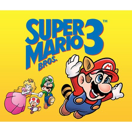 Super Mario Bros. 3, Nintendo, Nintendo 3DS, [Digital Download], 0004549668076](Super Mario Bro)