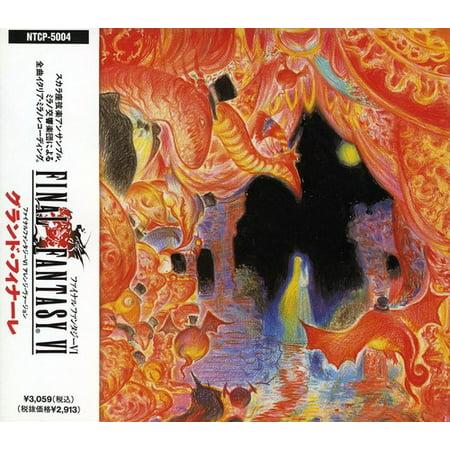 Final Fantasy 6: Grande Finale (CD) (Best Of Nobuo Uematsu)