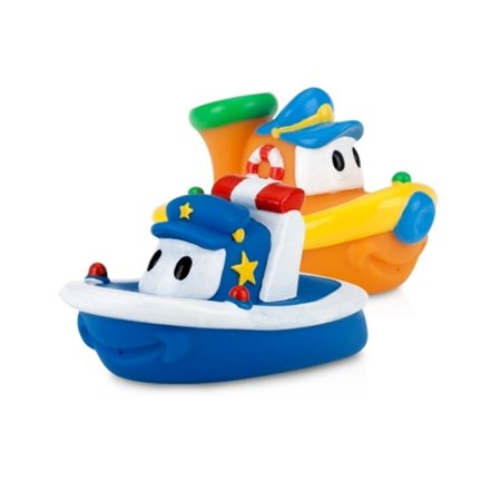 - Nuby Bath Tub Tugs, 2 Pack