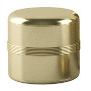 NU Steel Jewel Cotton Swab Container