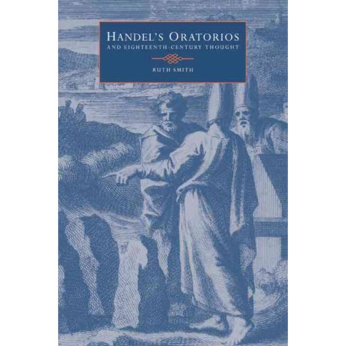 Handel's Oratorios and Eighteenth-Century Thought