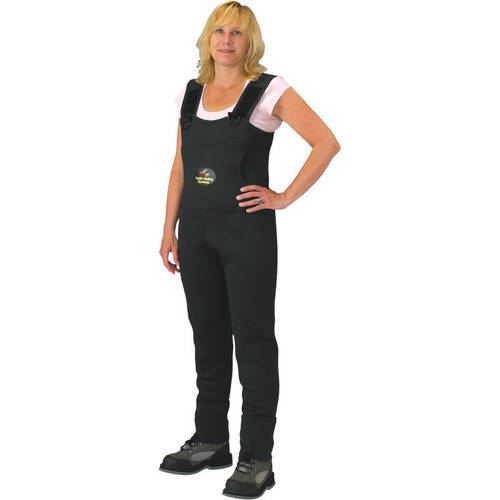 Caddis Women's 3.5mm Neoprene Chest Waders by caddis