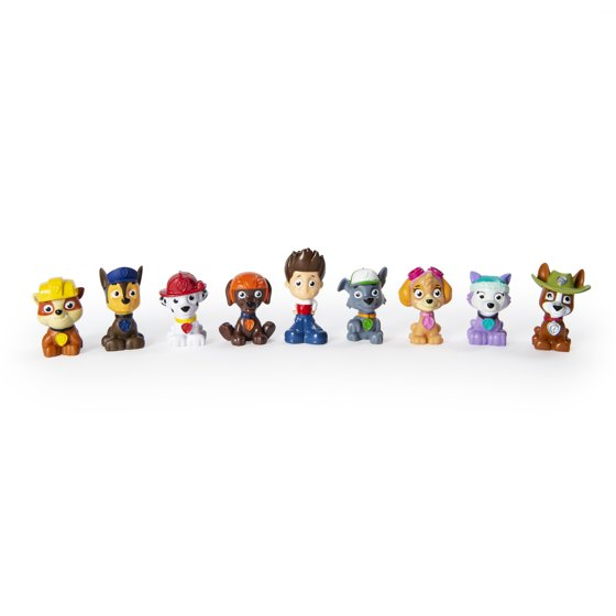 Paw Patrol – Mini-Figure Blind Box of Collectible Paw Patrol Characters  (Styles and Characters May Vary)