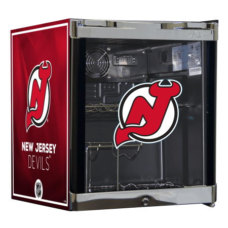 NHL Wine Cooler 1.8 cu ft- New Jersey Devils by