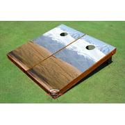 Plateau Theme Cornhole Boards