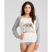 Billabong Women's All Over Fleece Pullover Hoodie J605EALL