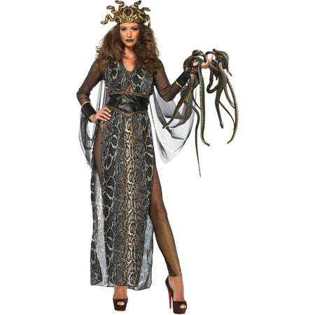 Medusa Costume - Small - Dress Size 4-6
