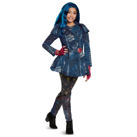 Eevee Costume For Sale (Disney's Descendants 2: Evie Deluxe Isle Look Child)