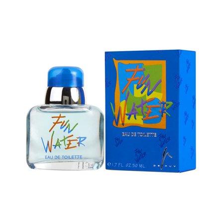 (pack 9) Fun Water By De Ruy s Eau De Toilette (unisex)1.7 oz - image 2 de 2
