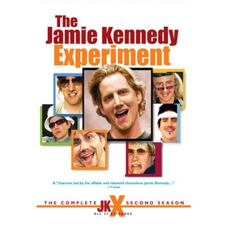 The Jamie Kennedy Experiment: The Complete Second Season - Jamie Kennedy Halloween