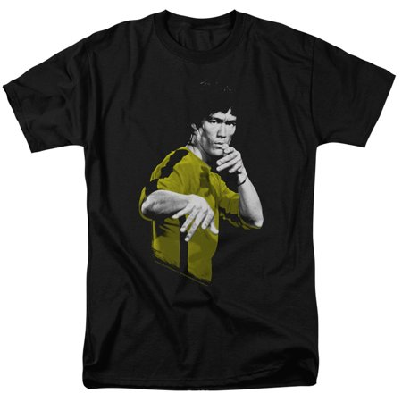 Bruce Lee - Suit Of Death - Short Sleeve Shirt - (Suit Short Sleeves)