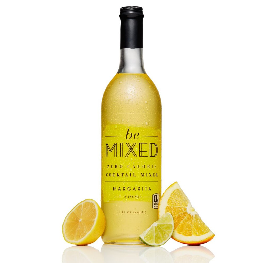 Be Mixed 0-Calorie Cocktail Mixer, Margarita, 25 Fl Oz by Be Mixed