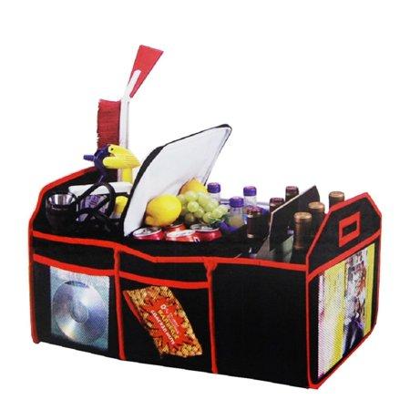 Ez Glide Tool ((2 Pack) Power Advantage EZ Trunk Organizer Tool Bag & Cooler Deluxe )