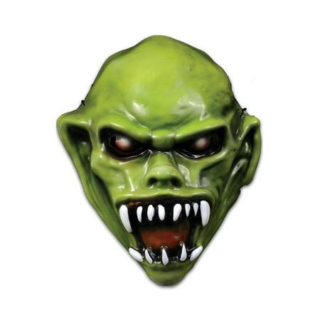 Goosebumps The Haunted Vacuform Mask (Goosebumps Mask For Sale)