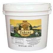 Once Again 100% Organic Tahini 35 Lb (Pack of 1)