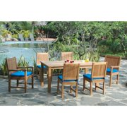 Anderson Teak SET-204 Montage Chester Collection Dining Set