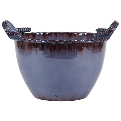 Wilco Home Round Pot Planter