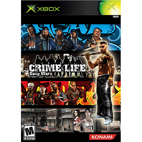Crime Life Gang Wars - Xbox