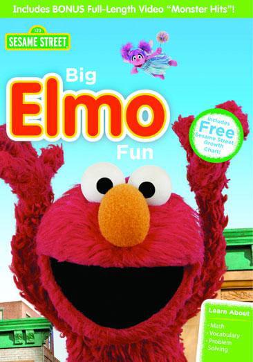 Sesame Street (Video): Big Elmo Fun (Other) by Sesame Street